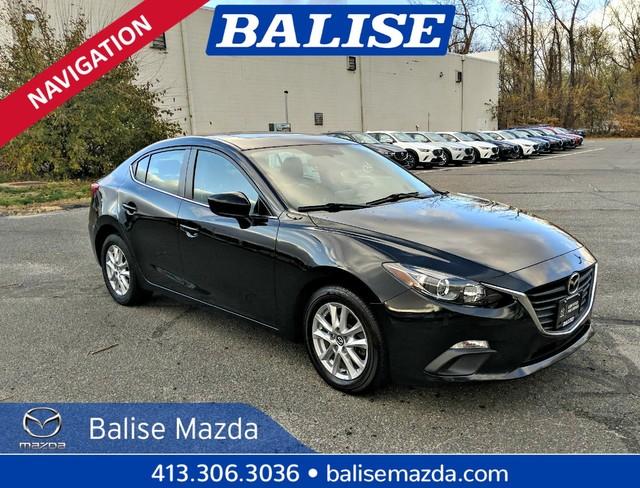 Certified Pre-Owned 2014 Mazda3 i Grand Touring