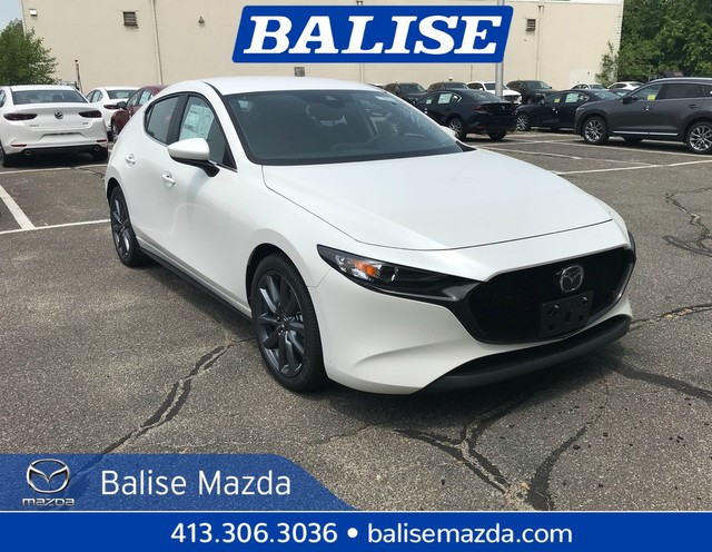 New 2019 Mazda3 Hatchback AWD