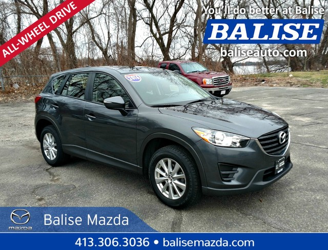 Certified Pre Owned 2016 Mazda Cx 5 Sport Suv In West Springfield