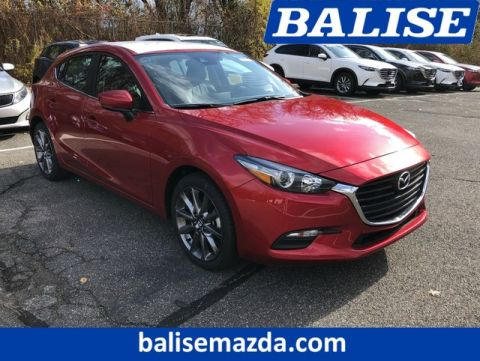 New 2018 Mazda3 5-Door Touring