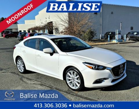 Certified Pre-Owned 2017 Mazda3 Sedan Touring